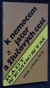 náhled knihy - K nemocem jater a žlučových cest
