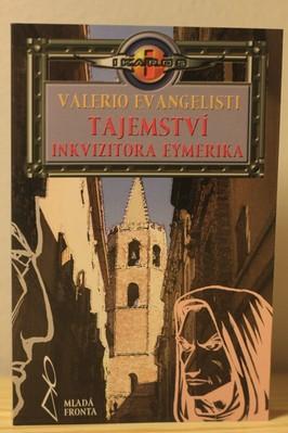 náhled knihy - Tajemství inkvizitora Eymerika