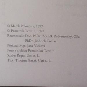 antikvární kniha Internační tábor pro německé obyvatelstvo : malá pevnost Terezín 1945-1948, neuveden