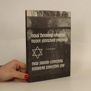 náhled knihy - Nový židovský hřbitov