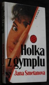 náhled knihy - Holka z gymplu : dívčí román
