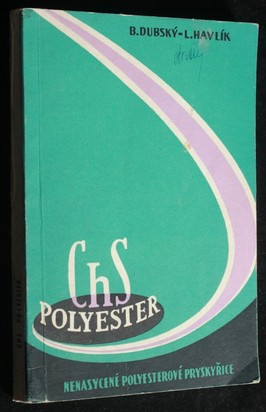 náhled knihy - Nenasycené polyesterové pryskyřice