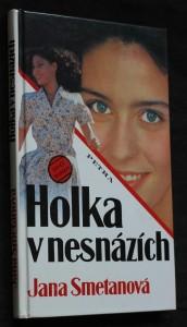 náhled knihy - Holka v nesnázích : dívčí román