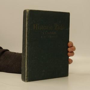 náhled knihy - Historie Židů v Čechách a na Moravě