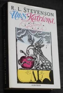 náhled knihy - Únos ; Katriona