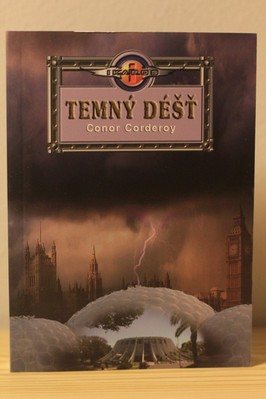 náhled knihy - Temný déšť
