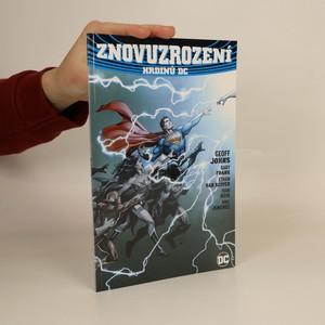 náhled knihy - Znovuzrození hrdinů DC