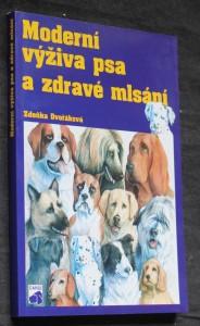 náhled knihy - Moderní výživa psa a zdravé mlsání
