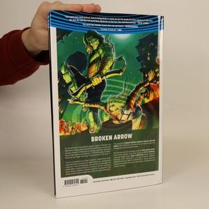 antikvární kniha Green arrow. Rebirth deluxe edition. (book 1), neuveden