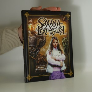 náhled knihy - Saxána a Lexikon kouzel