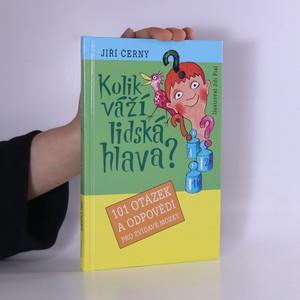 náhled knihy - Kolik váží lidská hlava?