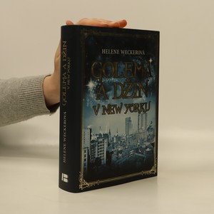 náhled knihy - Golema a džin v New Yorku