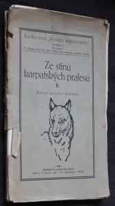 náhled knihy - Ze stínů karpatských pralesů II.