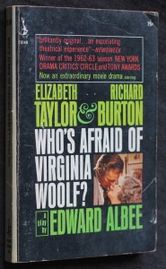 náhled knihy - Who's afraid of Virginia Woolf?