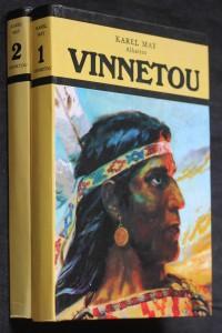 náhled knihy - Vinnetou 2 svazky