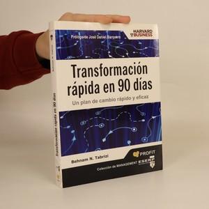 náhled knihy - Transformación rápida en 90 días
