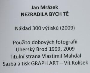 antikvární kniha Nezradila bych tě , 2009