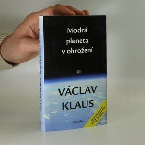 náhled knihy - Modrá planeta v ohrožení: sborník nových textů o globálním oteplování