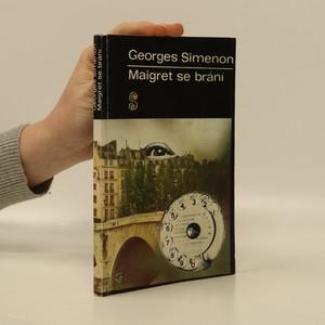 náhled knihy - Maigret se brání