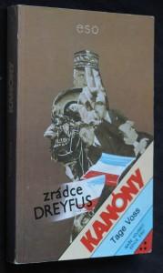 náhled knihy - Kanóny : zrádce Dreyfus : žurnalistický román