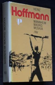 náhled knihy - Mannheim, Madrid, Moskva