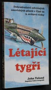náhled knihy - Létající tygři