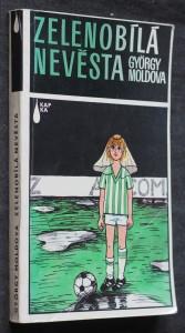 náhled knihy - Zelenobílá nevěsta