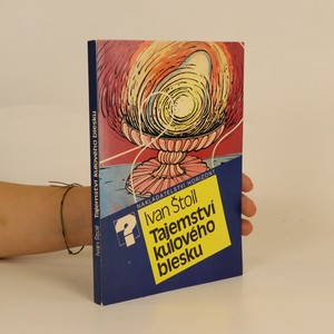 náhled knihy - Tajemství kulového blesku (podpis autora)