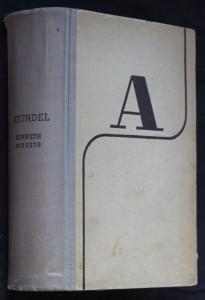 náhled knihy - Arundel : Kronika provincie Maine a tajné výpravy proti Quebecu