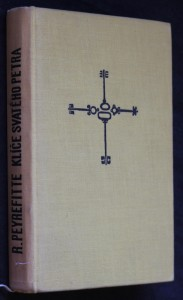 náhled knihy - Klíče svatého Petra