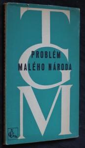 náhled knihy - Problém malého národa : (1905)