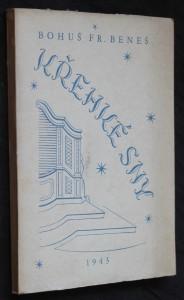 náhled knihy - Křehké sny : lyrika