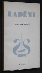 náhled knihy - Ladění : 1937-1941