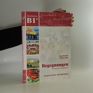 náhled knihy - Begegnungen. Sprachniveau B1+, Lösungsschlüssel (+ 2 CD)