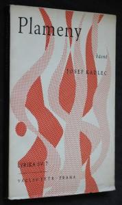 náhled knihy - Plameny