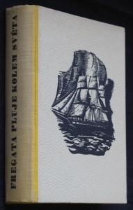 náhled knihy - Fregata pluje kolem světa : dobrodružství námořního kadeta Karla Kaliny