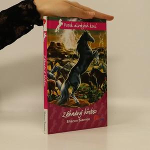 náhled knihy - Záhadný hřebec