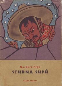 náhled knihy - Studna supů