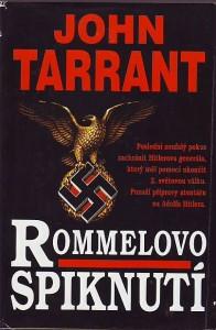 náhled knihy - Rommelovo spiknutí