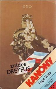 náhled knihy - Kanóny. Zrádce Dreyfus