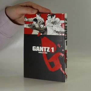náhled knihy - Gantz. 1. díl