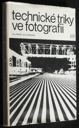 náhled knihy - Technické triky ve fotografii