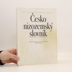 náhled knihy - Česko-nizozemský slovník