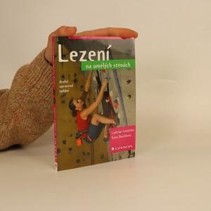 náhled knihy - Lezení na umělých stěnách