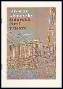 náhled knihy - Židovská čtvrť v Úsově