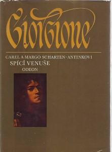 náhled knihy - Giorgione. Spící Venuše