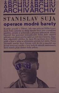 náhled knihy - Operace modré barety