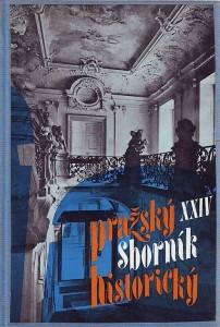 náhled knihy - Pražský sborník historický XXIV