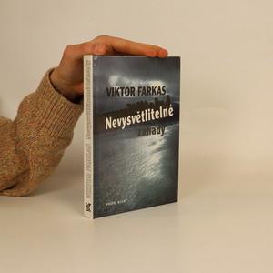 náhled knihy - Nevysvětlitelné záhady