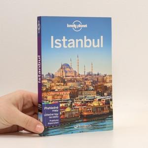 náhled knihy - Istanbul (česky)